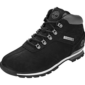 Timberland Splitrock 2 Hiker Shoes Men Black Nubuk